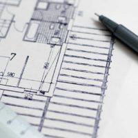 Planimetria catastale rasterizzata: esempio planimetria rasterizzata
